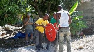 Haiti case ecosostenibili dalle macerie del terremoto for Abitazioni ecosostenibili