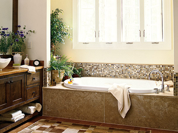 House Designs Master Bathrooms