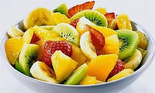 Thời gian biểu ăn hoa quả đúng chuẩn