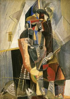 THE  CELEBRAL  GENIUS  OF  PICASSO