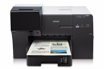 Download Epson B-300 Business Color Inkjet printer driver and installed guide