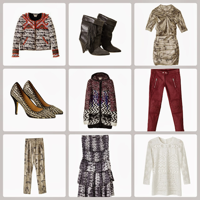 My Small Obsessions: Isabel Marant for H&M
