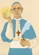 Jorge Bergoglio, papa argentino. Felicitaciones! papa francisco