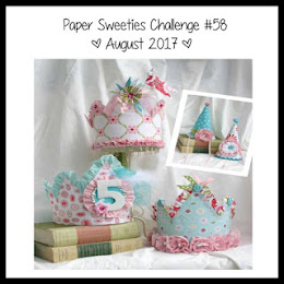 Paper Sweeties August Challenge