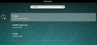 GNOME Shell 3.14