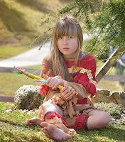 barefoot native american costume