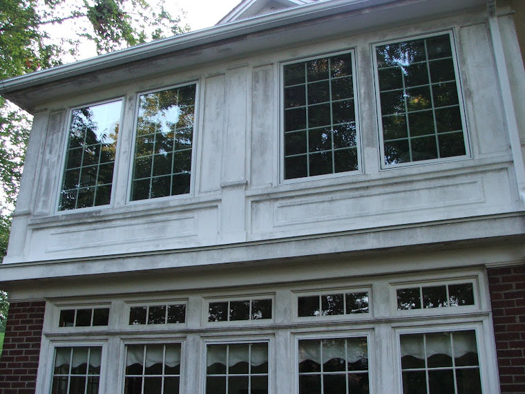 Stucco cleaning and soft washing, Long Island NY