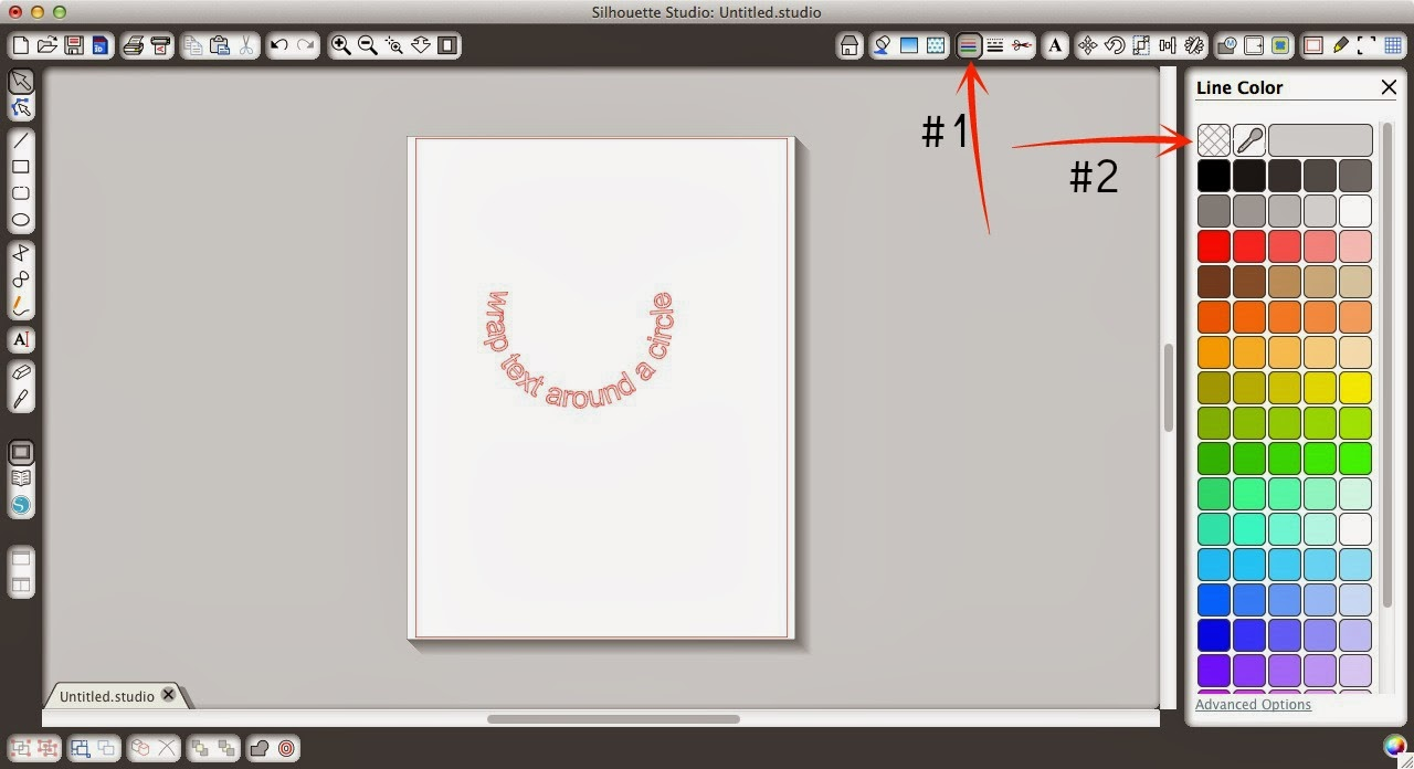 how to add font clip studio