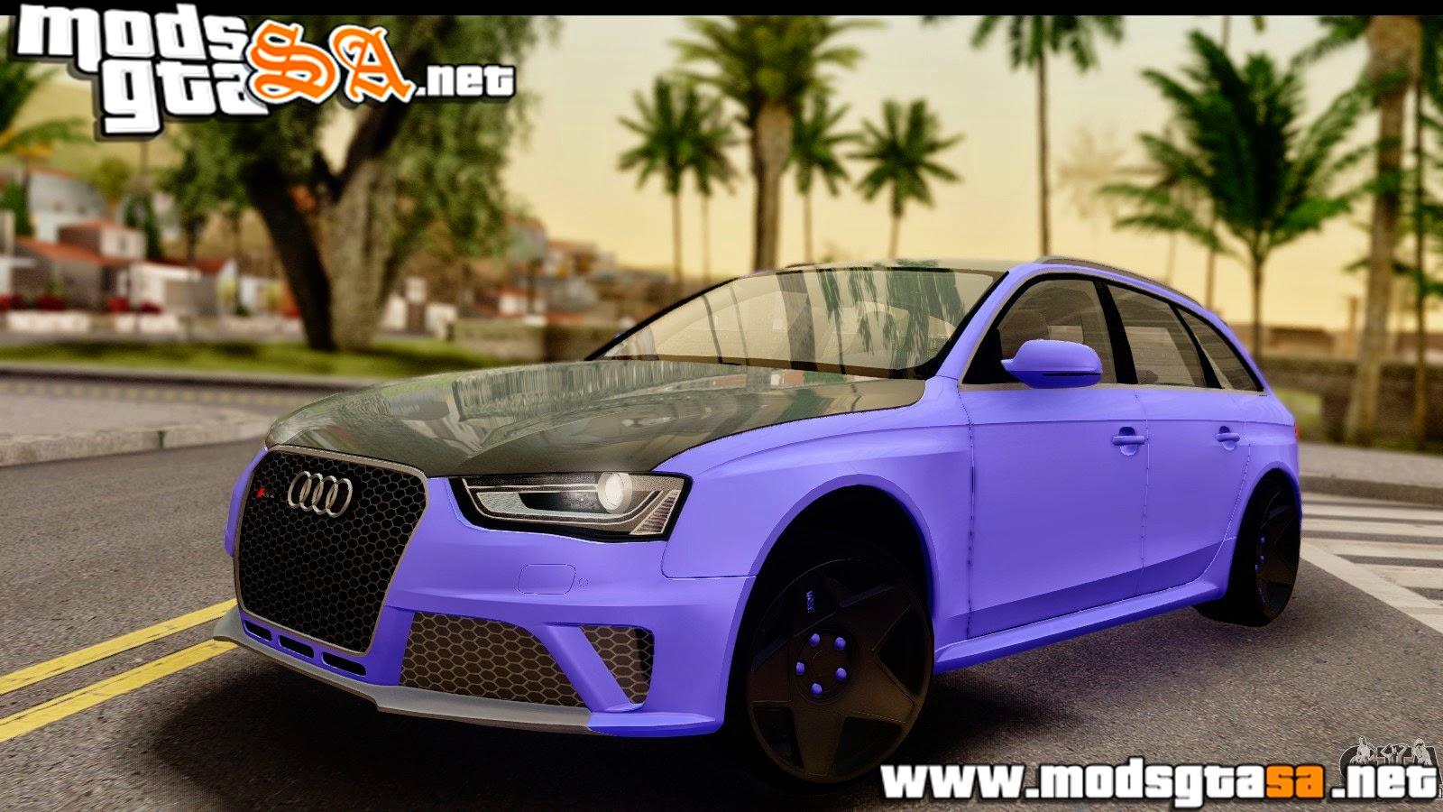 SA - Audi RS4