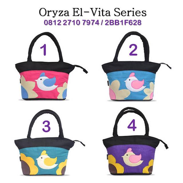 Jual Tas Oryza Murah El-Vita Series