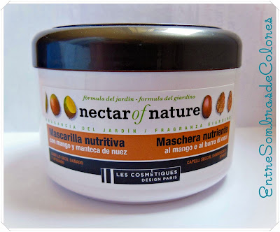 mascarilla nutritiva mango Carrefour