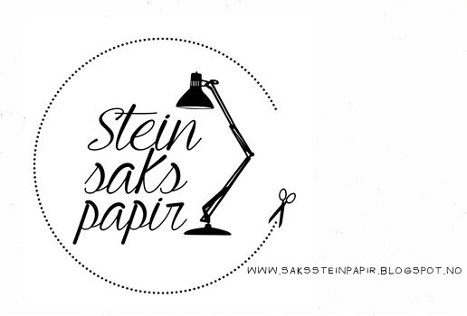 Stein, saks, papir