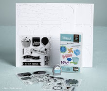 Cricut Artiste Cartridge Collection