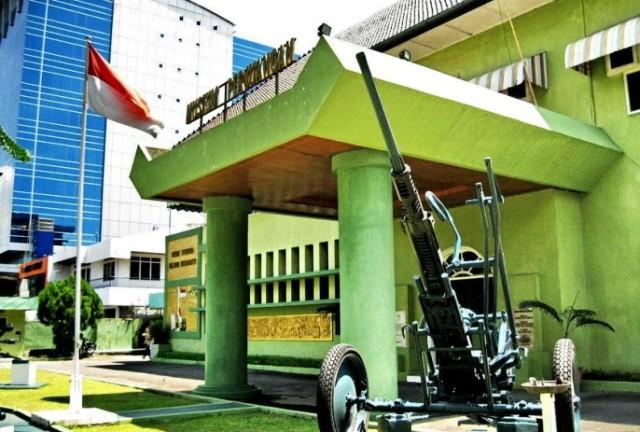 Objek Wisata Medan - Museum Bukit Barisan