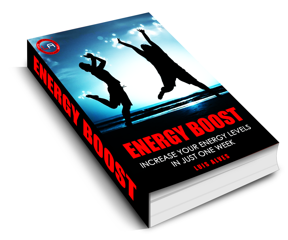 INCREASE YOUR ENERGY LEVELS IN JUST ONE WEEK