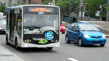 Ecolobus in Quebec City