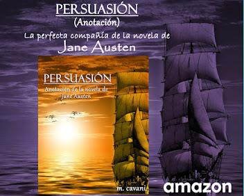 Persuasión, Anotación de la novela de Jane Austen