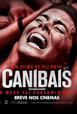 The Green Inferno (Canibais) filme estreia em 2016