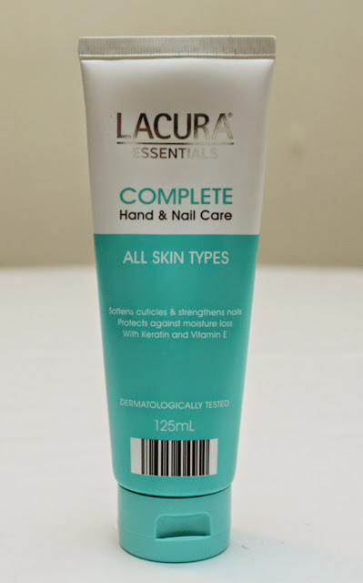 LACURA COMPLETE HAND & NAIL CARE