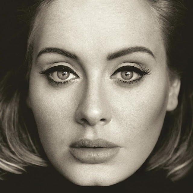 Adele features on i-D Winter 2015, promotes new album