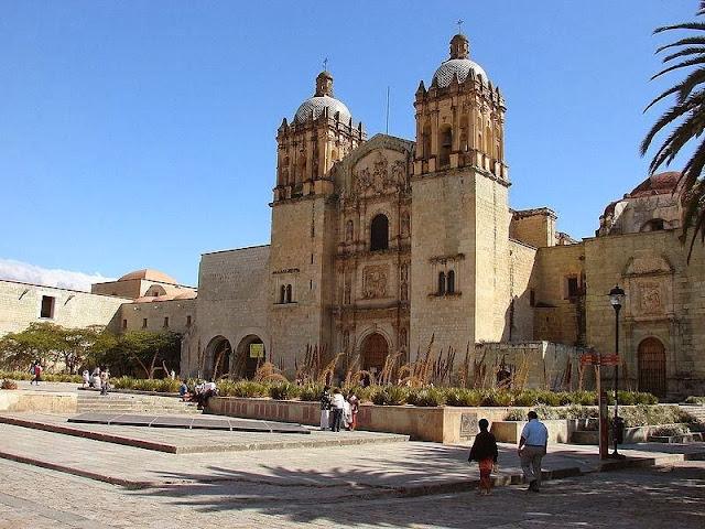 Hoteles en Oaxaca, México