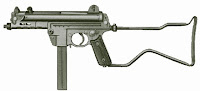 Walther MP Submachine Gun