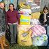 Prefeitura entrega cobertores da campanha do agasalho 2015