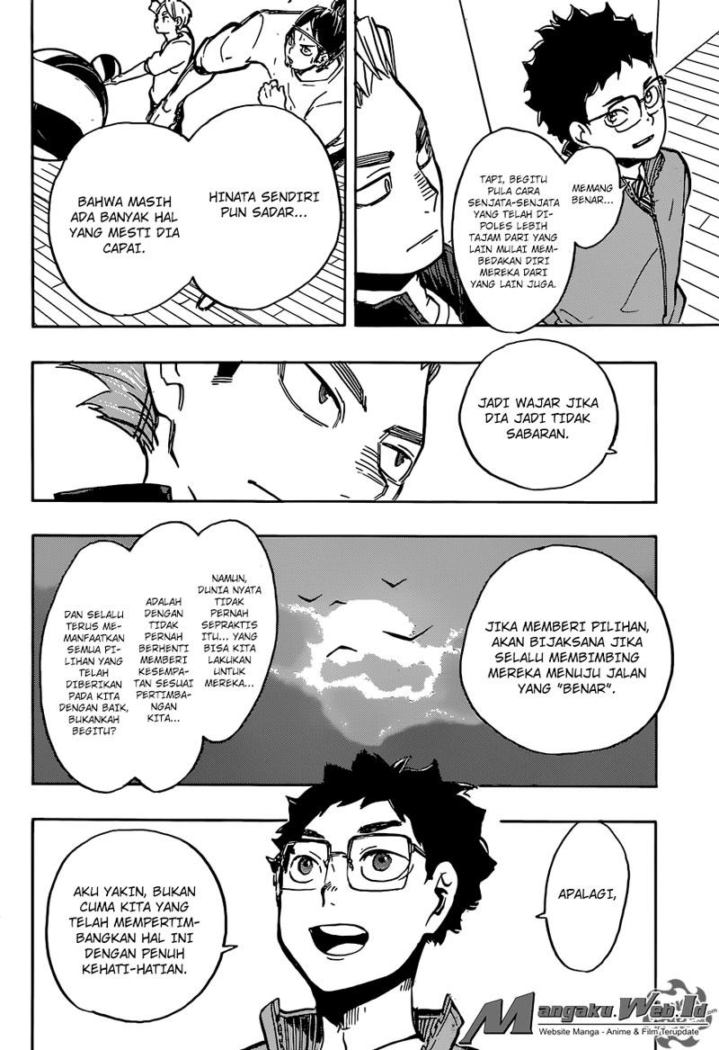 Haikyuu!! Chapter 212-3