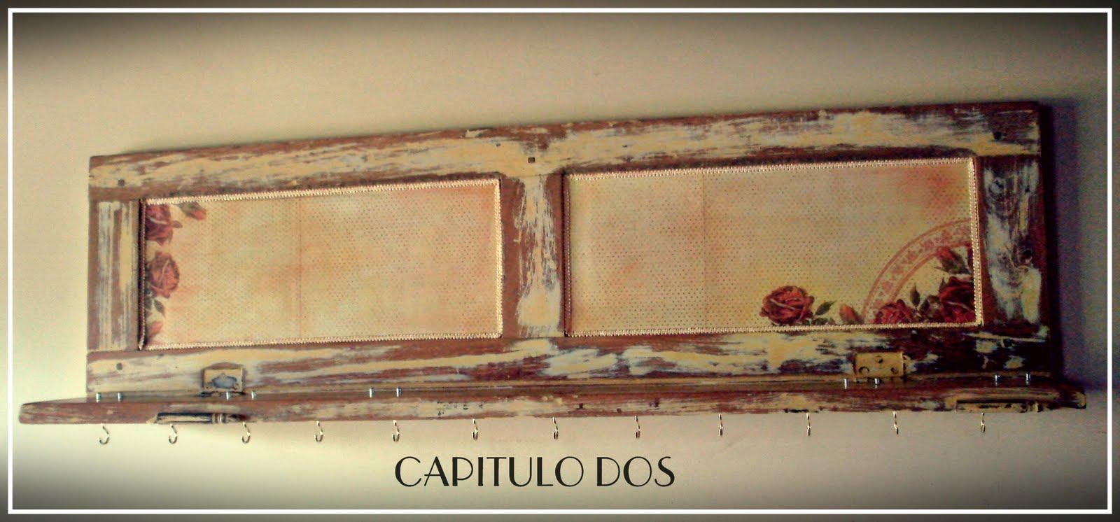 Capitulo dos de la ventana a la cocina for La veta de la madera