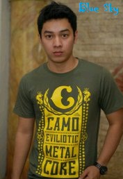 Foto Rico Tian - Aktor Ganteng Pendatang baru Indonesia