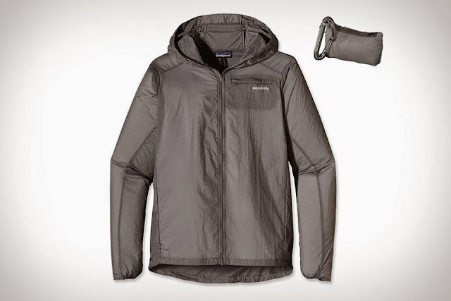 Must Have Foldable Travel Gadgets - Patagonia Houdini Jacket