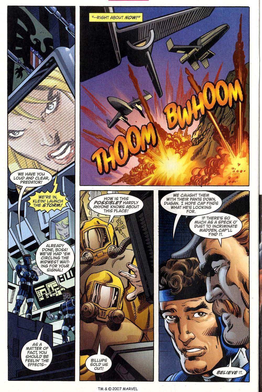 Captain America (1998) Issue #40 #47 - English 28