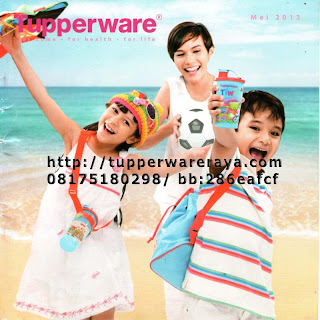 TupperwareRaya-Katalog Tupperware Reguler 2013