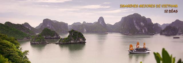 Bahia de Halong, Viajes a vietnam