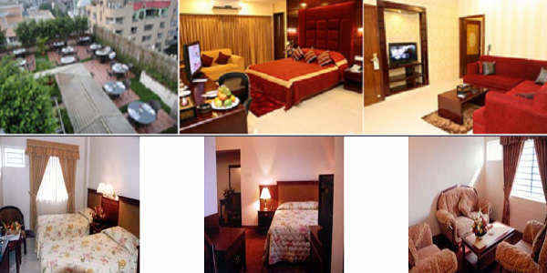 Best Hotels in Baridhara-Dhaka