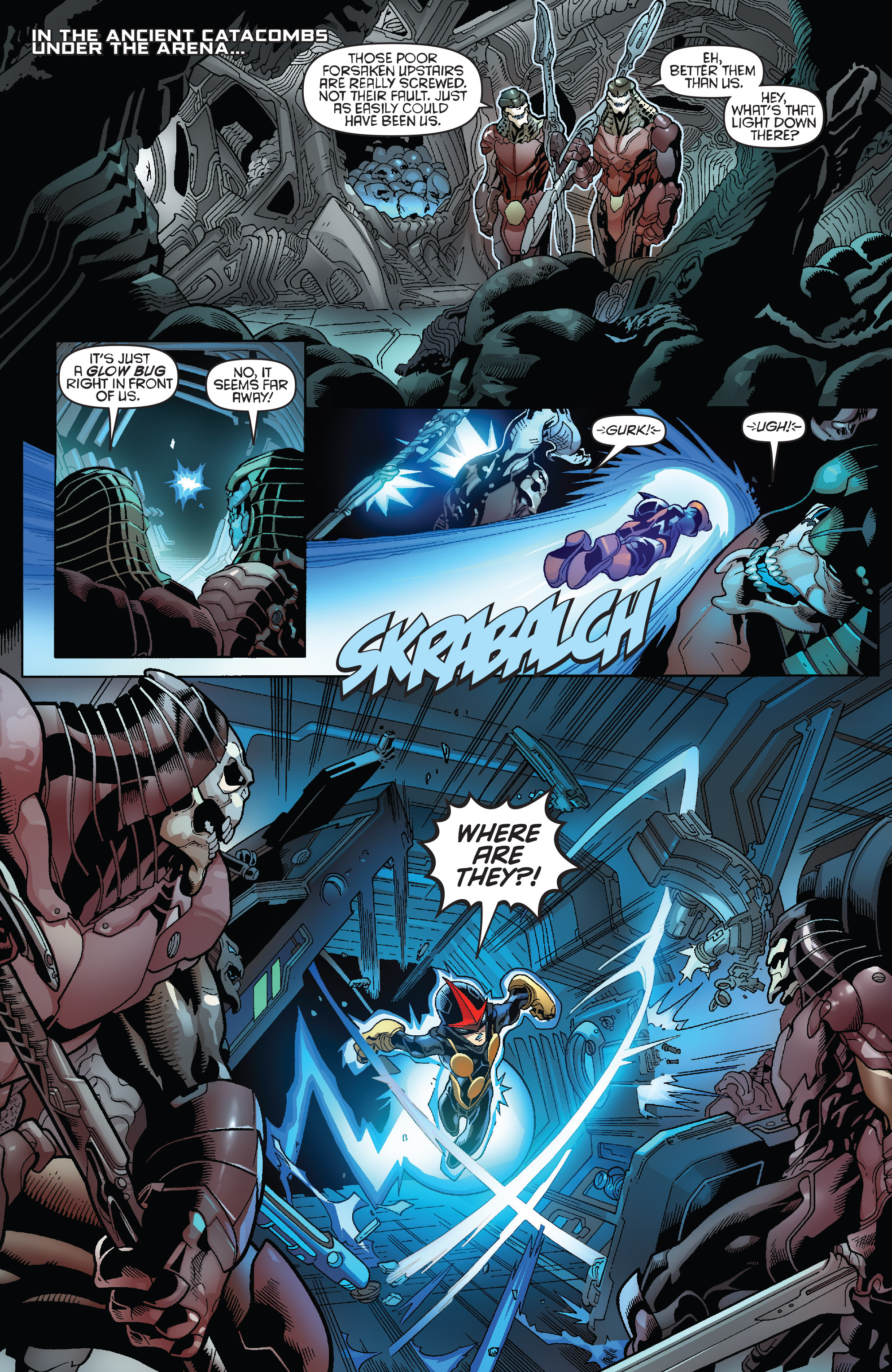 Nova (2013) - Chapter  21 | pic 8
