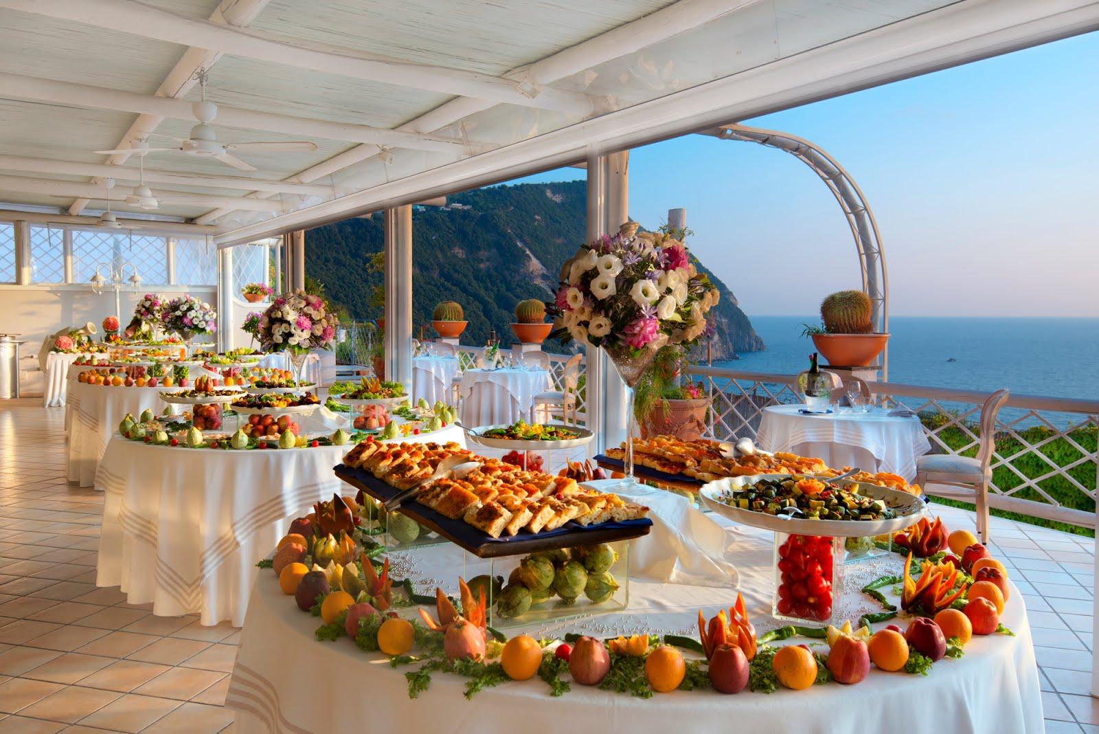Sorriso Resort Ischia - Ristorante  / Restaurant