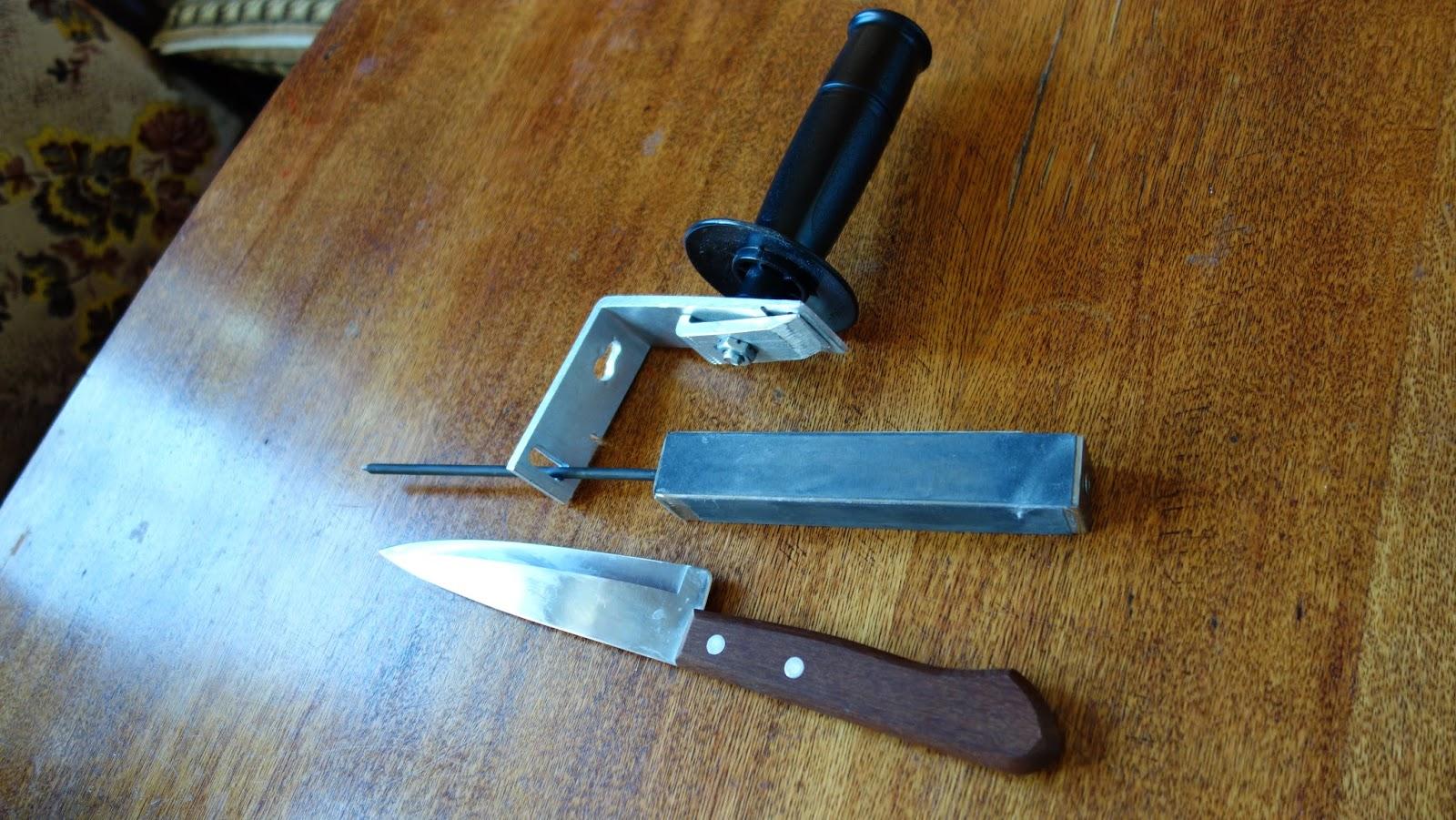 Заточку для ножей в домашних условиях 934