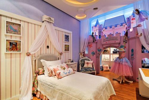Blog de decorar quarto infantil meninas - Casas de princesas ...