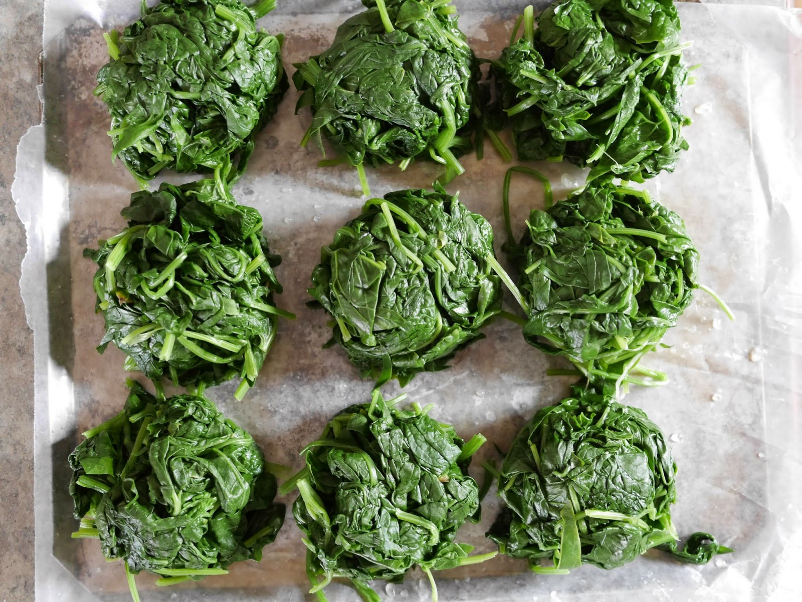 How to freeze spinach 79