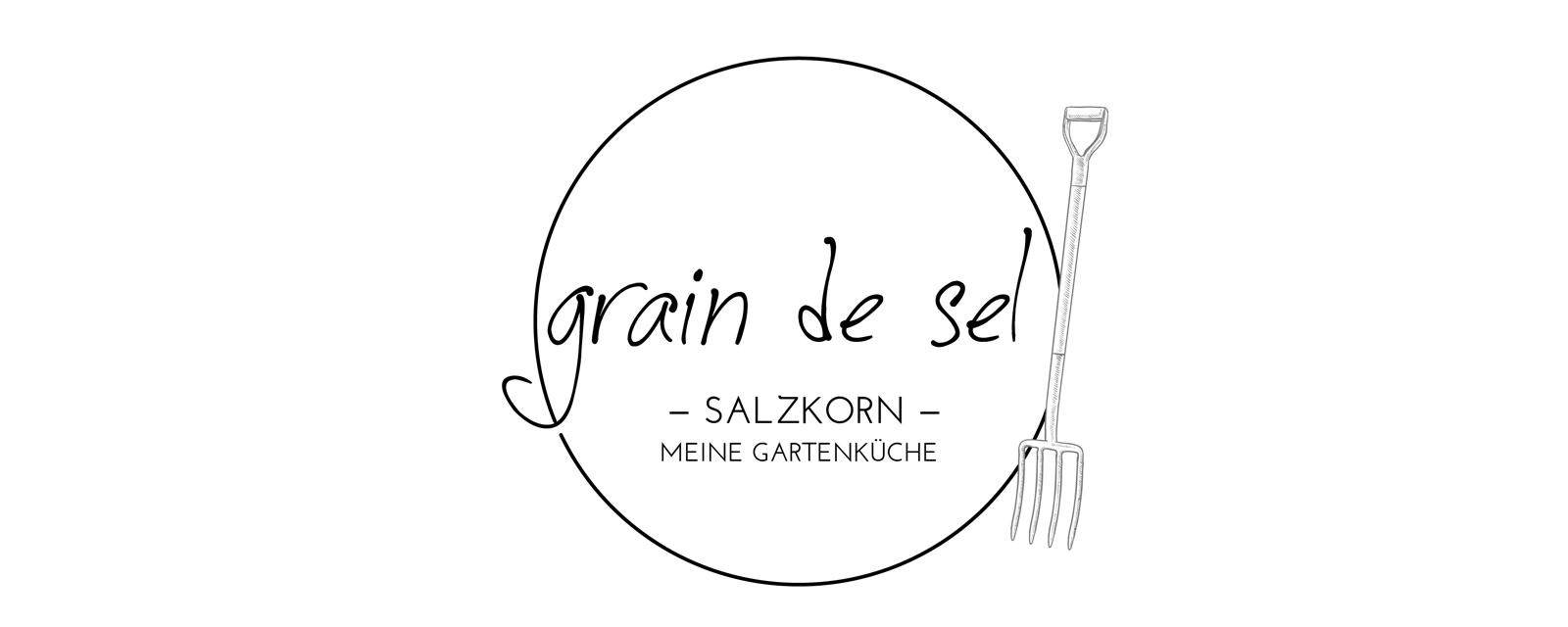Salzkorn–meine Gartenküche