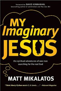 From the author of My Imaginary Jesus