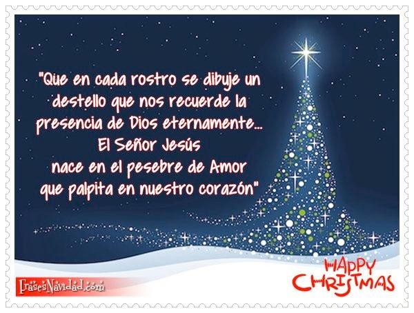 Frases y mensajes de navidad para niños