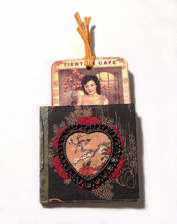 mini album Meander Book