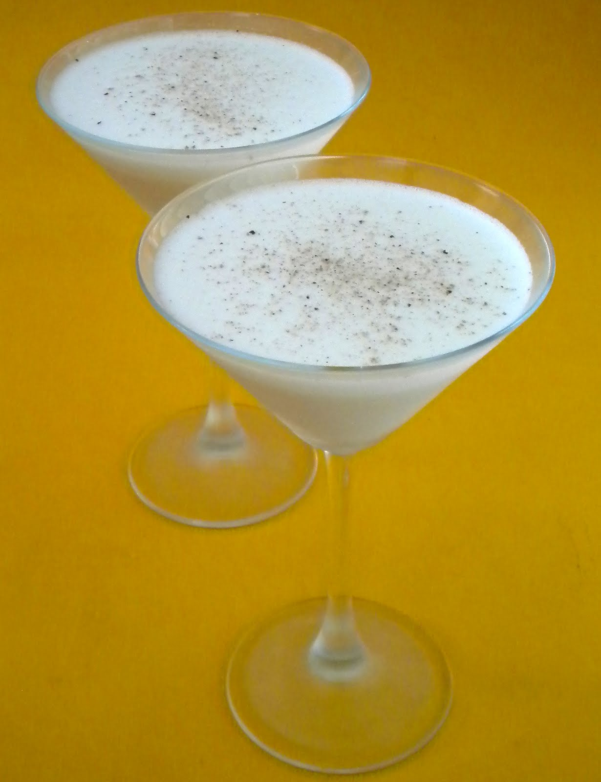 Cocktails in Charleston: Brandy Milk Punch