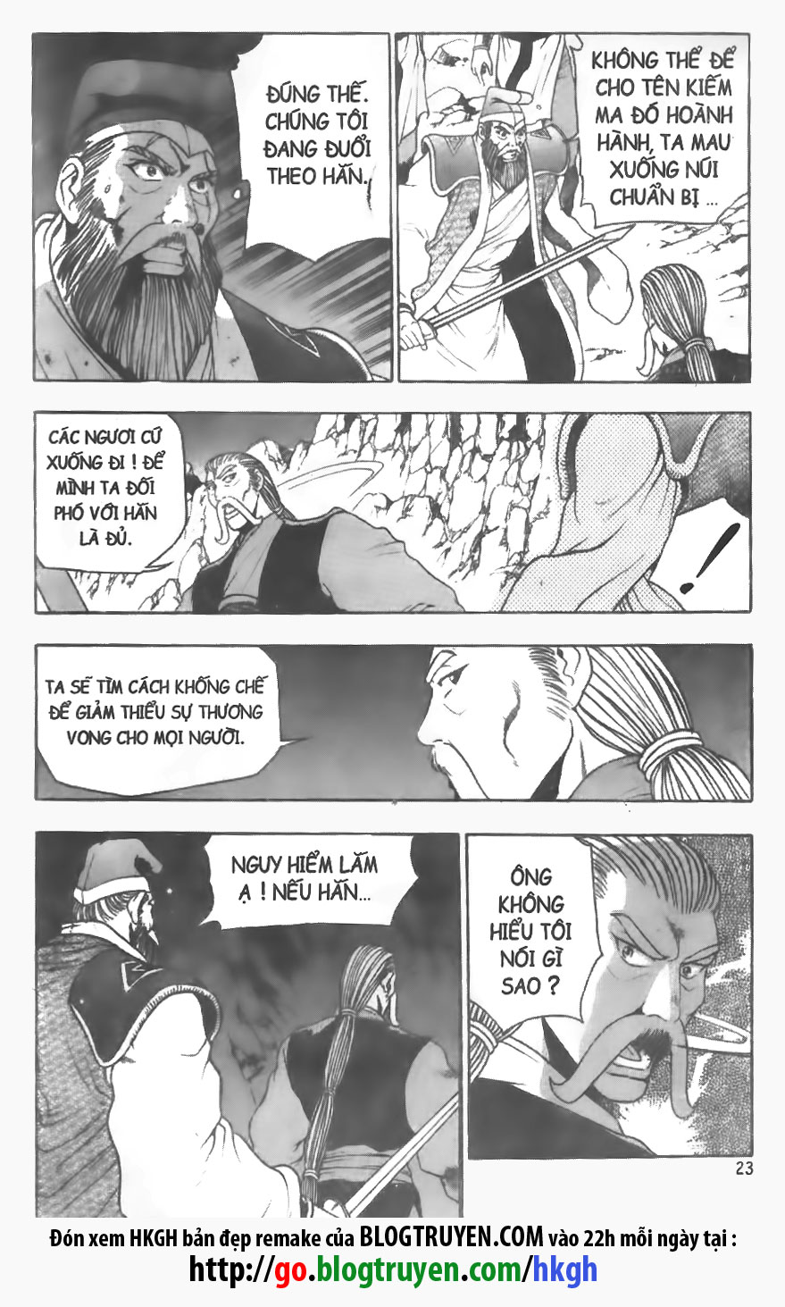 Hiệp Khách Giang Hồ - Hiệp Khách Giang Hồ Chap 103 - Pic 22