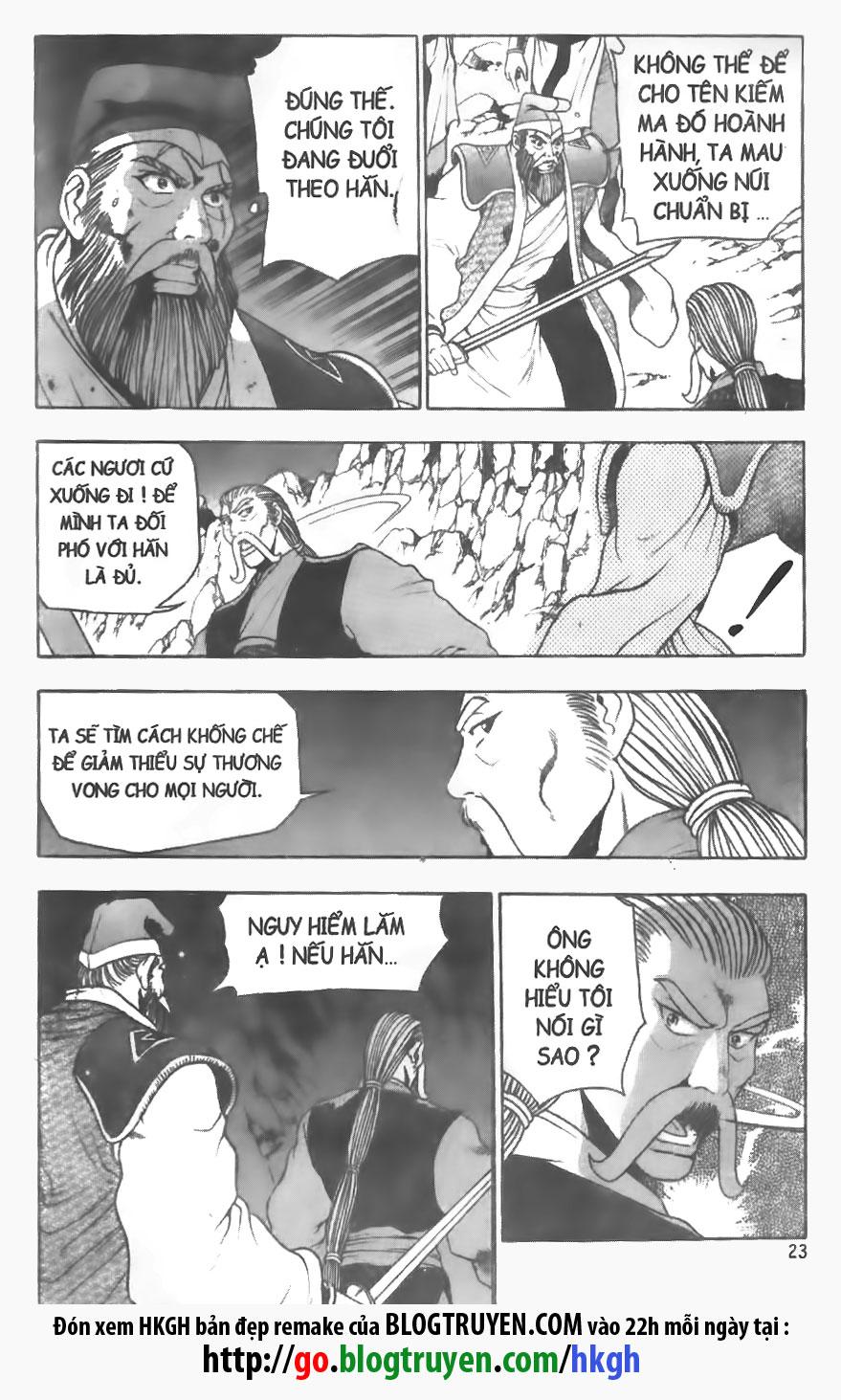 Hiệp Khách Giang Hồ chap 103 page 22 - IZTruyenTranh.com