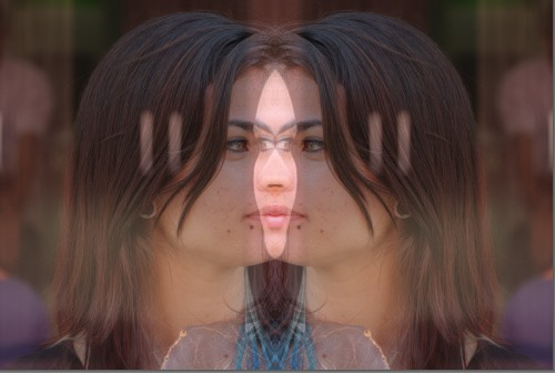 effet Photodemon miroir