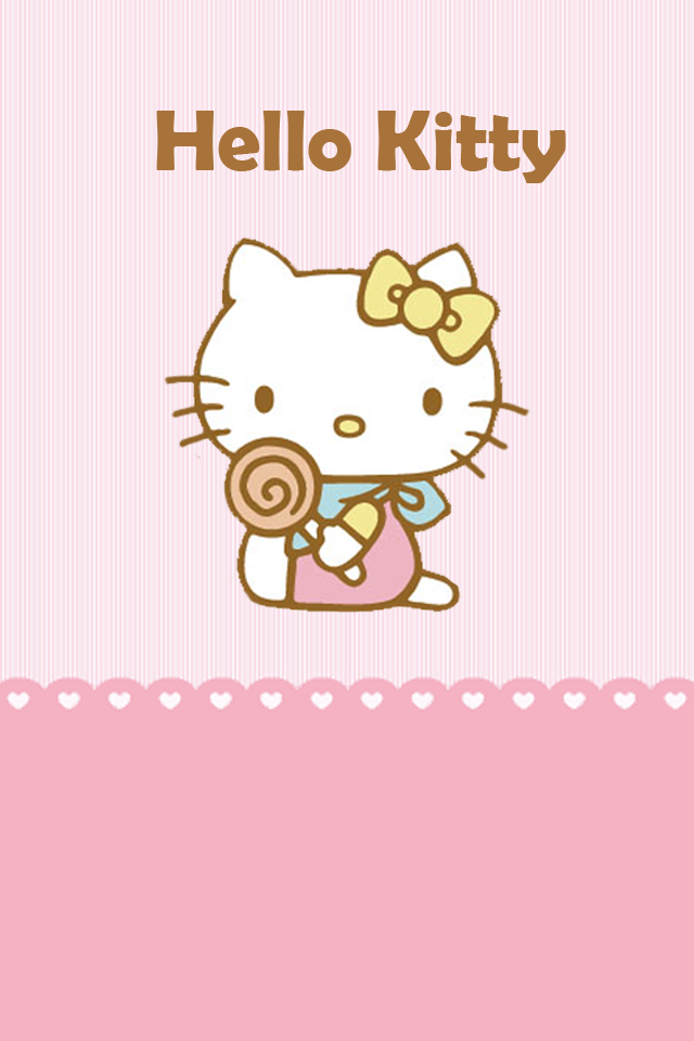Hello kitty wallpaper for iphone 5c