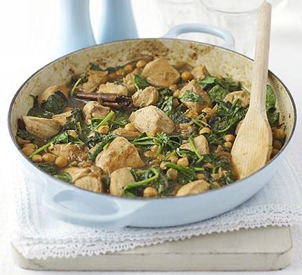 chickpea and chicken recipe